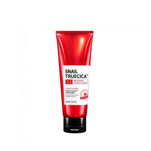 [ SOME BY MI ] Snail Truecica Miracle Repair Low pH Gel Cleanser 100ml (3.38 fl.oz)