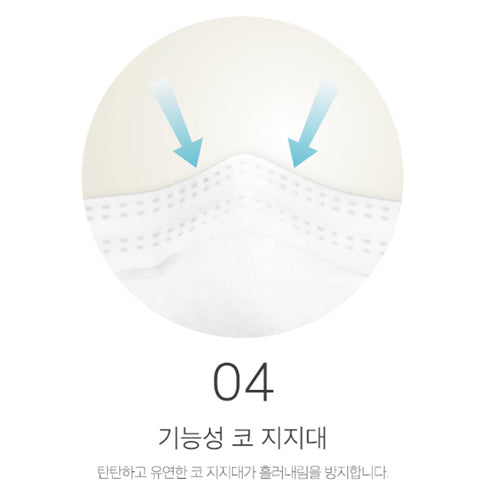 [ CARE ON ] Disposable Face Mask KF94 [Made in Korea] - KosBeauty