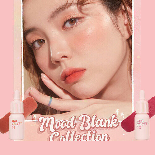 [ PERIPERA ] Ink Velvet Mood Blank Collection Tint (Choose Your Color)