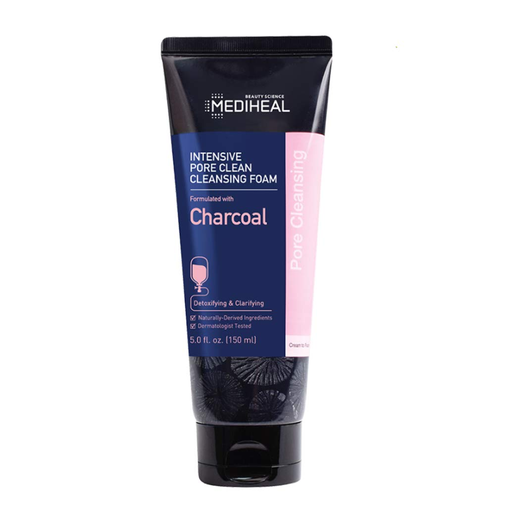 [ MEDIHEAL ] Intensive Pore Clean Cleansing Foam 150ml (5.0 fl. oz.)