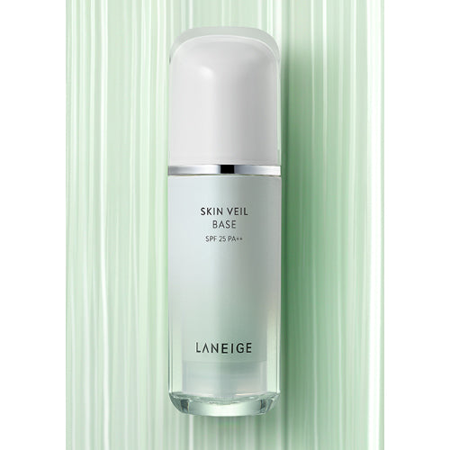 [ LANEIGE ] Skin Veil Base SPF 25 PA++ No.60 Mint Green 30 ml (1.0 fl.oz)