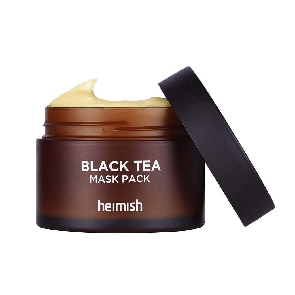 [ HEIMISH ] Black Tea Mask Pack 110ml