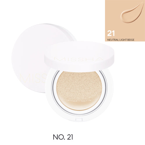 [ MISSHA ] MAGIC CUSHION MOIST UP ( SPF 50+ / PA+++ ) No.21