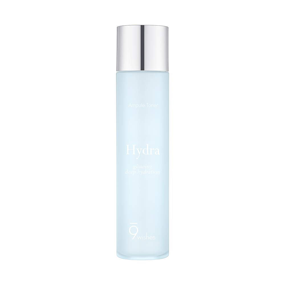 [ 9wishes ] Hydra Ampule Toner 150ml (5.1 fl.oz.)