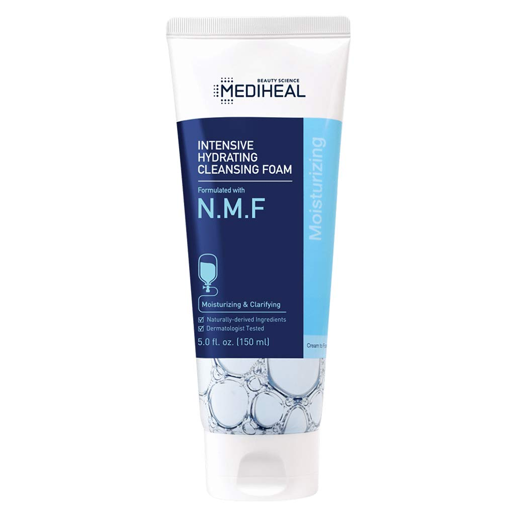 [ MEDIHEAL ] N.M.F Intensive Hydrating Cleansing Foam 150ml (5.0 fl. oz.)