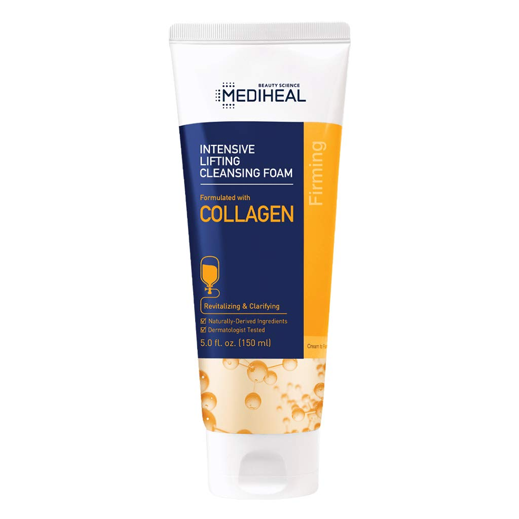 [ MEDIHEAL ] Intensive Lifting Cleansing Foam 150ml (5.0 fl. oz.)