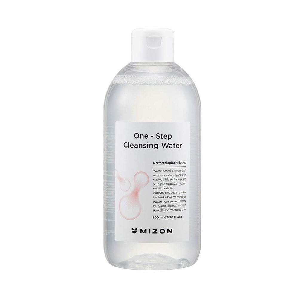 [ MIZON ] One Step Cleansing Water 500ml (16.9 fl. oz.)