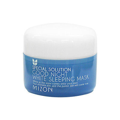 [ MIZON ] Good Night White Sleeping Mask - KosBeauty