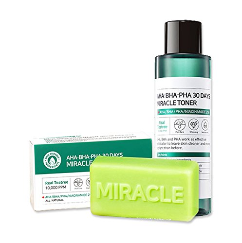 [ SOME BY MI ] AHA-BHA-PHA 30 days Miracle Toner 150ml - KosBeauty