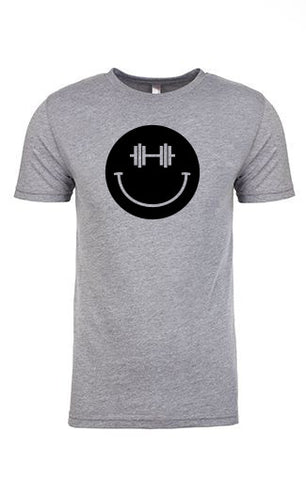 Mens Smiley CrossFit T-Shirt
