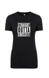 Women's Straight Outta Crossfit T-Shirt
