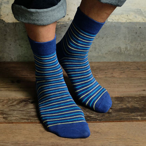 Colorful Striped sock