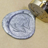 Olive branch seal wax stamp, wax seal stamp, sealing stamp