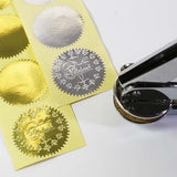 Embossing seal stamp, custom embossing seal