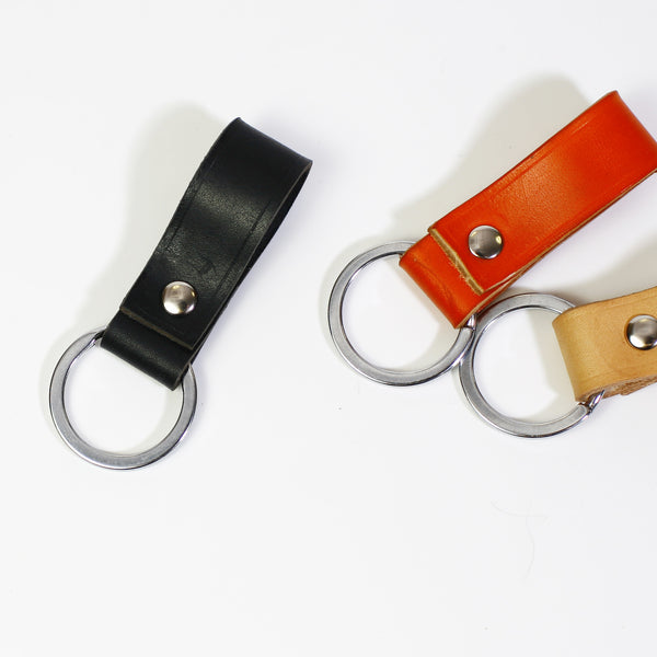 Leather Key chain-