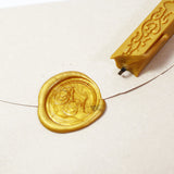 Custom seal wax stamp, design your own envelop seal