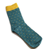 Stylish dot sock