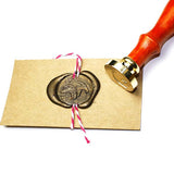 Bear wax seal stamp,  seal stamp