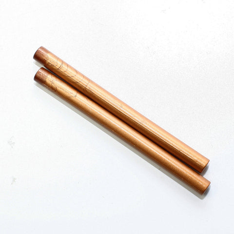 Glue gun seal wax stick, Copper 2 pieces
