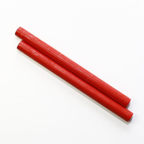 Glue gun seal wax stick, Red 2 pieces