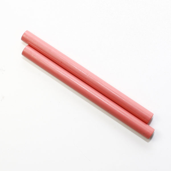 Glue gun seal wax stick, Pink 2 pieces