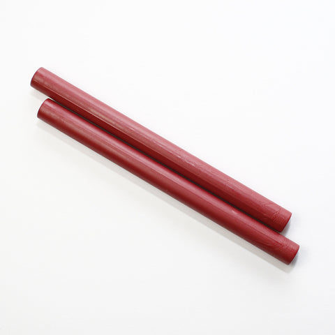 Glue gun seal wax stick, Deep Pink 2 pieces