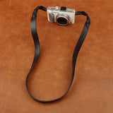 Leather neck strap, general camera leather strap