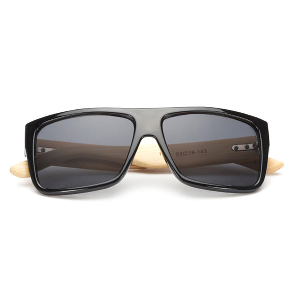 Bamboo Sunglasses Men Women