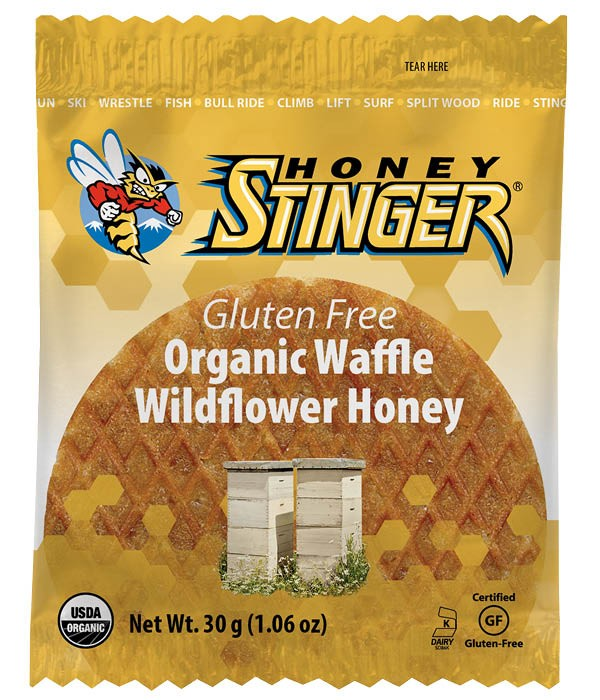 Gluten Free Stinger Waffles: Wildflower Honey, 16 ct box