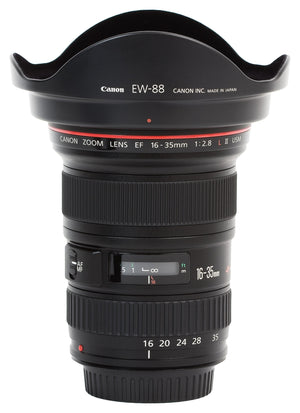 CANON EF 16-35 / F2.8 L II Lens , Lens - futurecapture, futurecapture