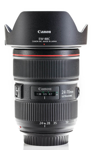CANON EF 24-70MM F/2.8L II USM LENS , Lens - futurecapture, futurecapture