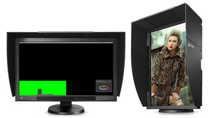 "Rent EIZO 27"" self-calibrating monitor"