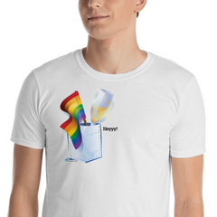 PRIDE Rainbow Pocket T-shirt