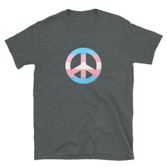 PRIDE Trans Peace Short-Sleeve T-Shirt