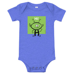 Alfie the Alien Baby Bodysuit