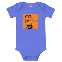 Pete the Pirate Baby Bodysuit