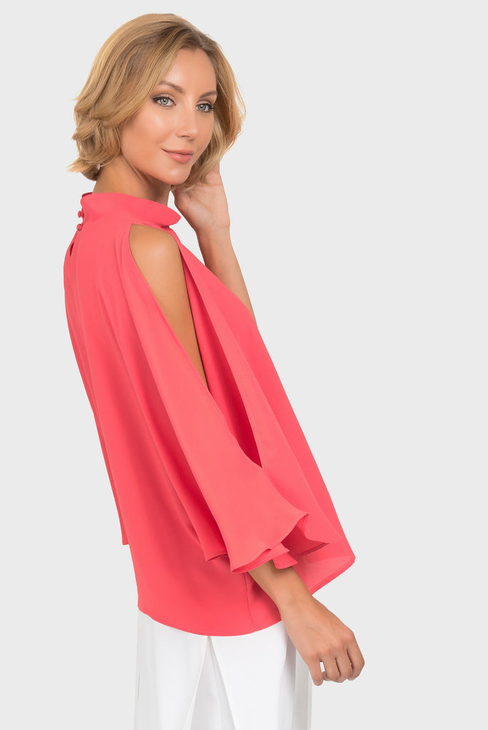192261 Cold Shoulder Top