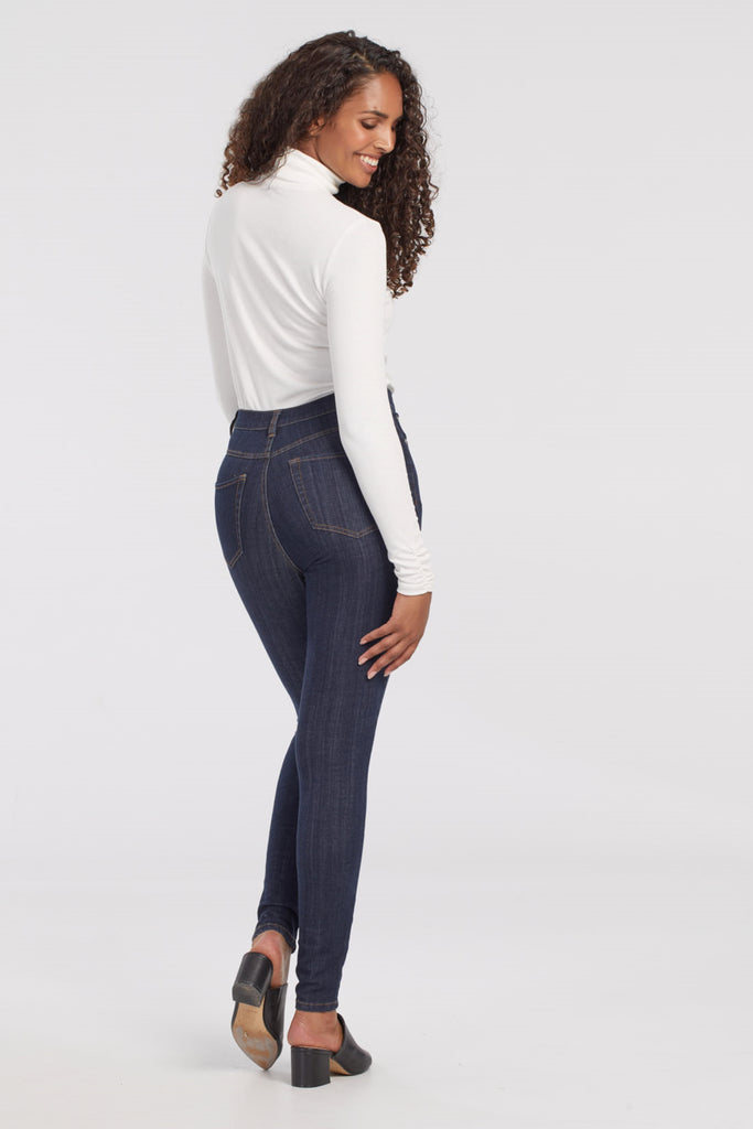 Audrey 5 Pocket Wide Leg Crop