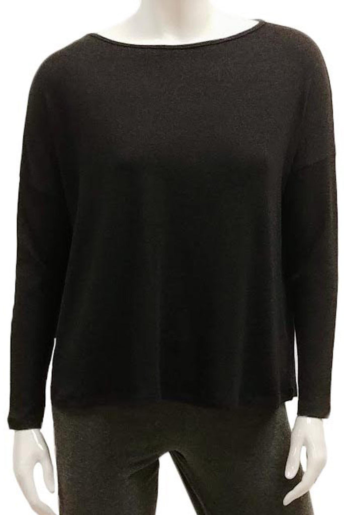 Modal Crop Sweater