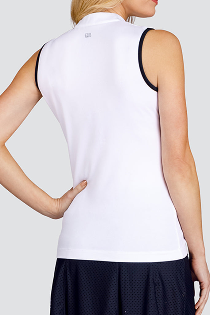 Diya Sleeveless Top
