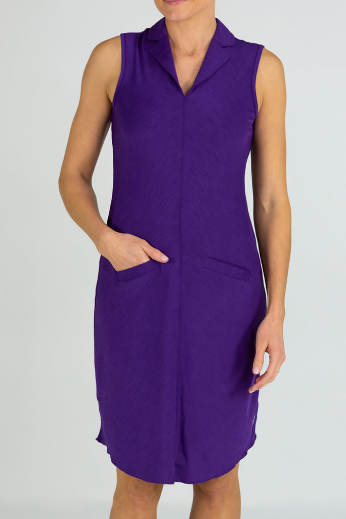 Center Seam Golf Dress