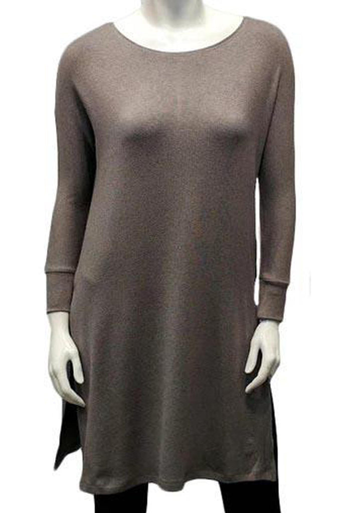 Modal Side Slit Tunic