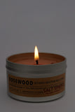 Rosewood Essential Oil Candle
