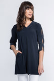 Shift Tunic, 3/4 Slv Core