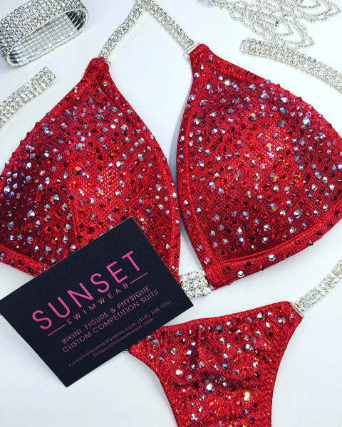 Ultimate Glam // Red Multi AB