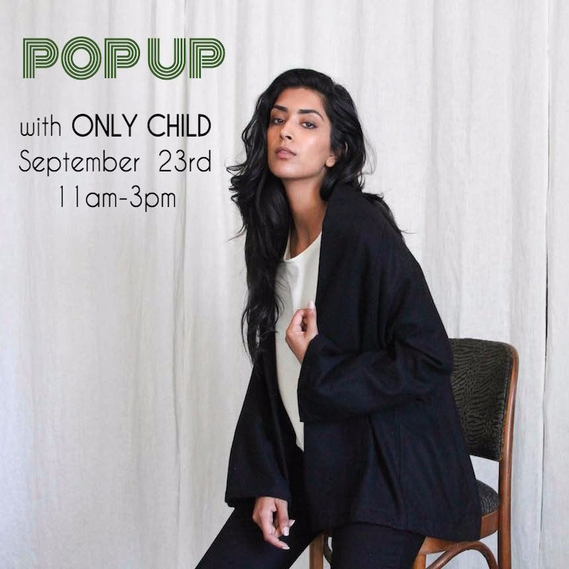 Only Child Fall Pop-up