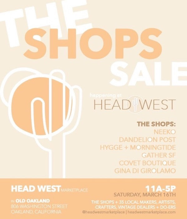 The Shops Sale at Head West Marketplace