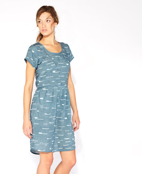 Sails Scoop Dress