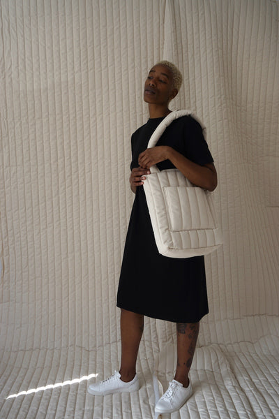 Textilehaus quilted bag