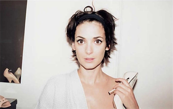 Winona Ryder - Marc Jacobs ad